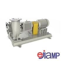 SPP不锈钢化工混流泵