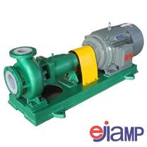 IHF系列氟塑料合金化工离心泵