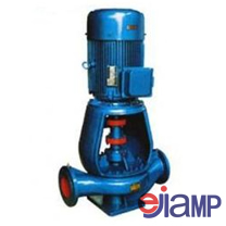 ISGB型便拆式管道离心泵
