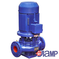 ISGD低转速立式管道离心泵