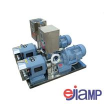 PLC变频控制转子泵
