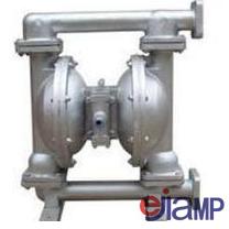QBY-K型不锈钢气动隔膜泵