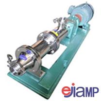 RV微型计量不锈钢螺杆泵