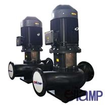 TD立式管道离心泵