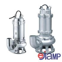 WQ(D)-S高温型全不锈钢排污泵